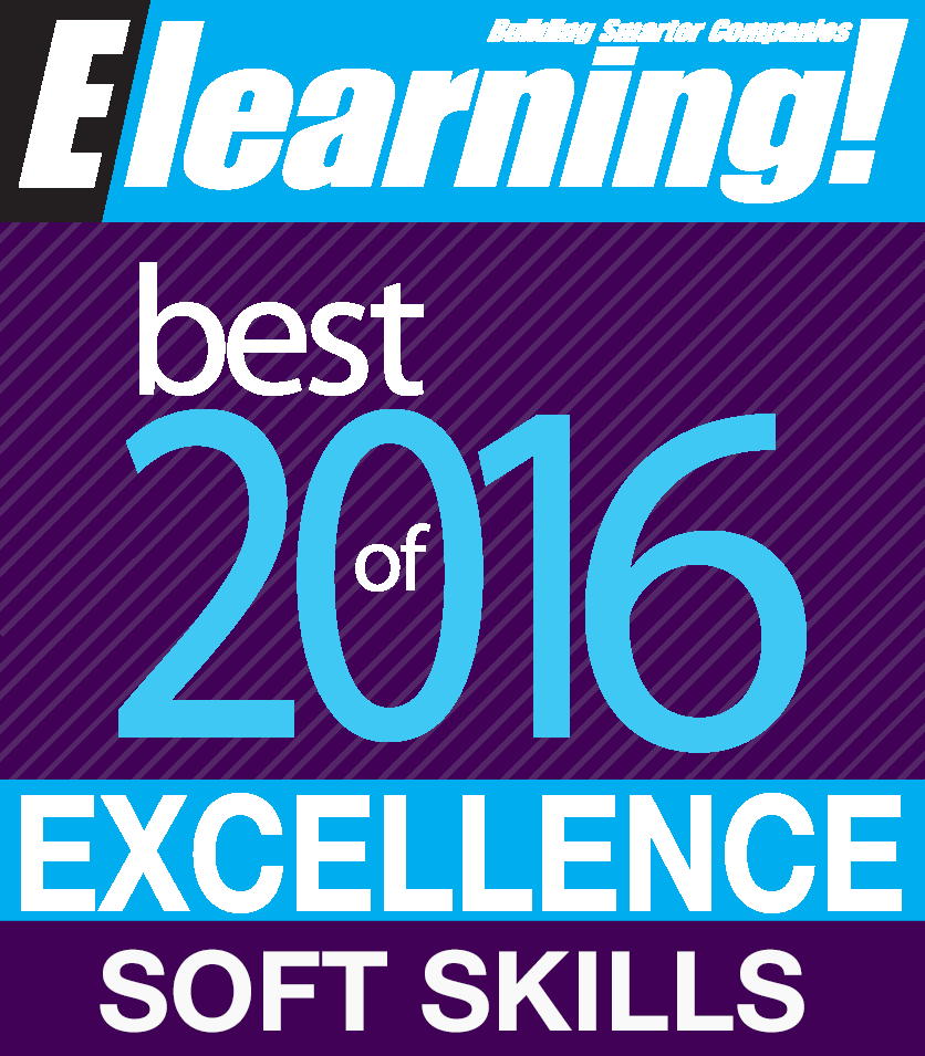 Award for soft skills training content